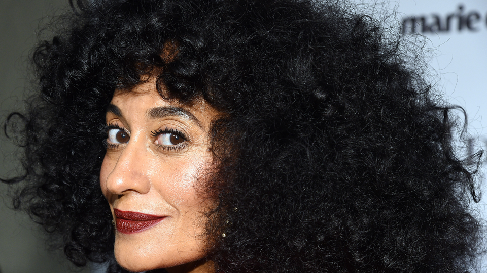 Tracee Ellis Ross's New Video May Prove You've Been Washing Your Hair Wrong