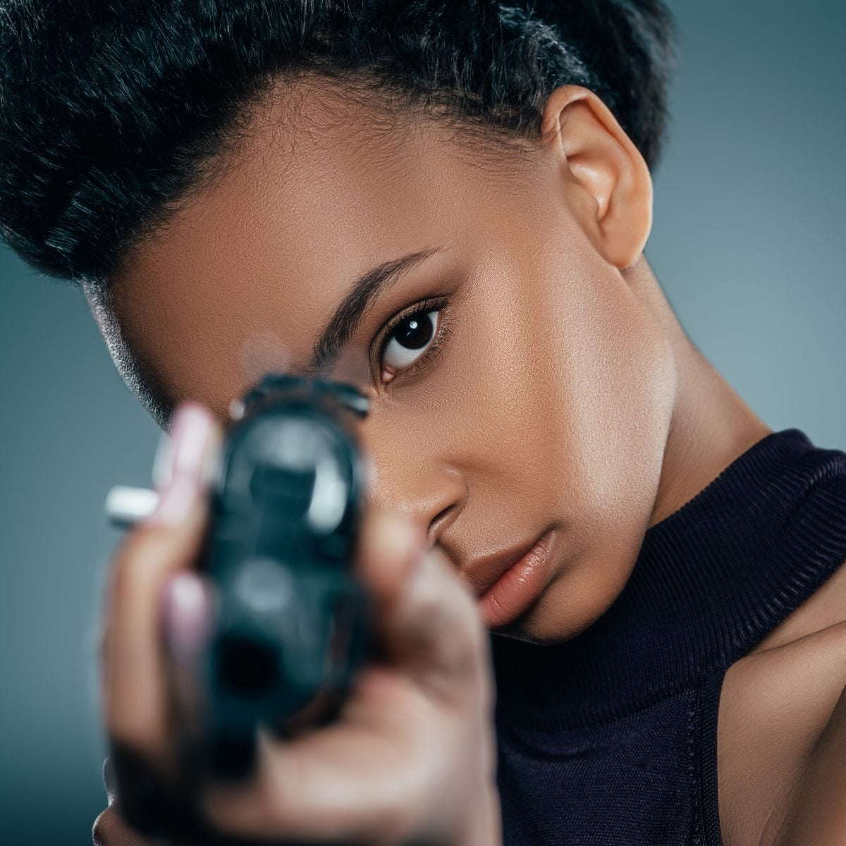 As A Black Woman In This Country, I Feel I Need To Bear Arms
