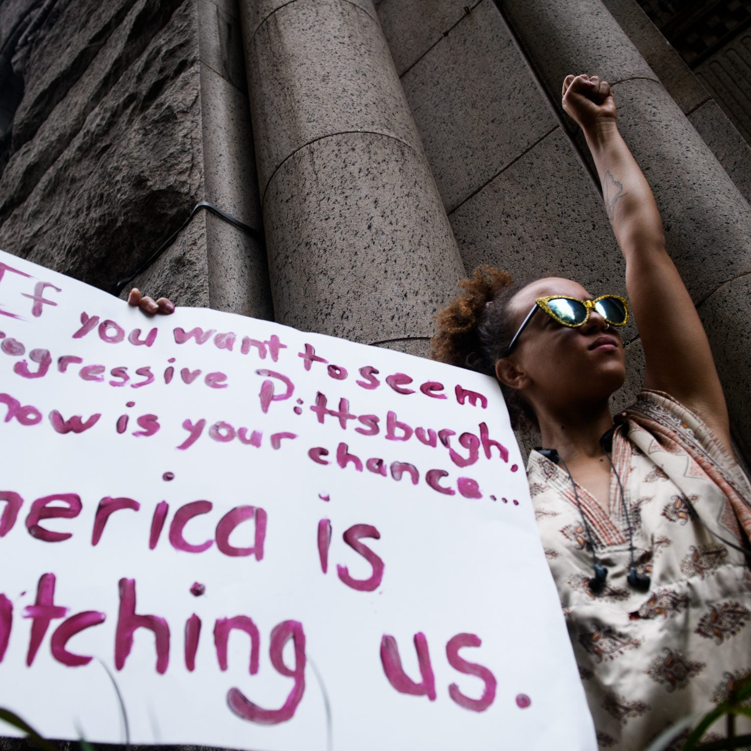 Racism Now Considered A 'Public Health Crisis' In One Pennsylvania County