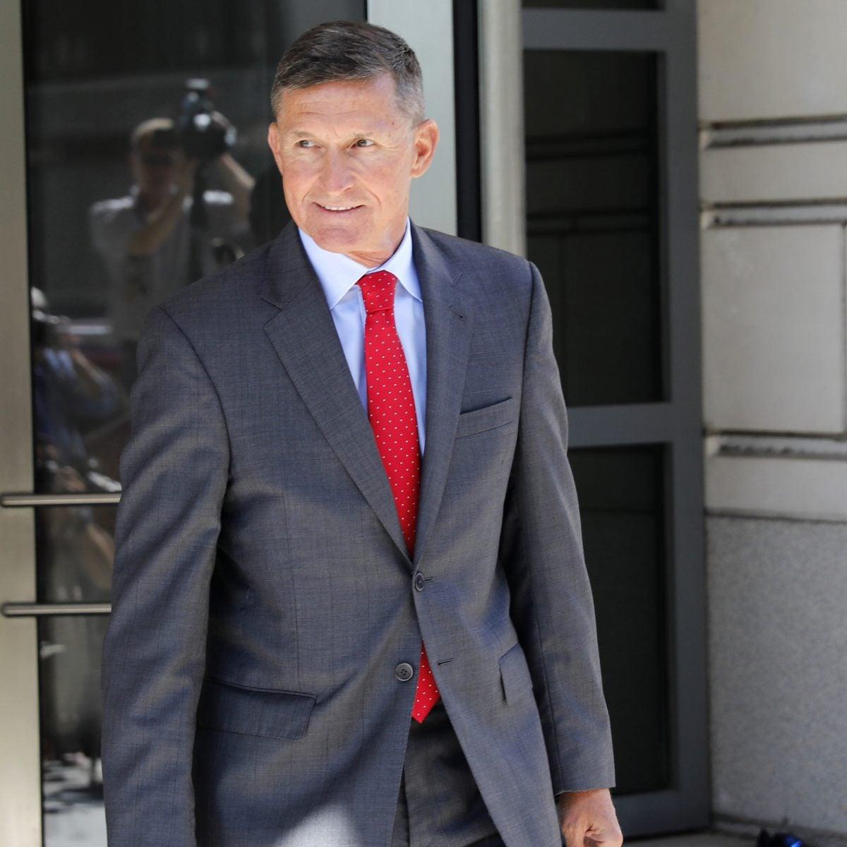 Trump's Circle Compares Michael Flynn To Nelson Mandela
