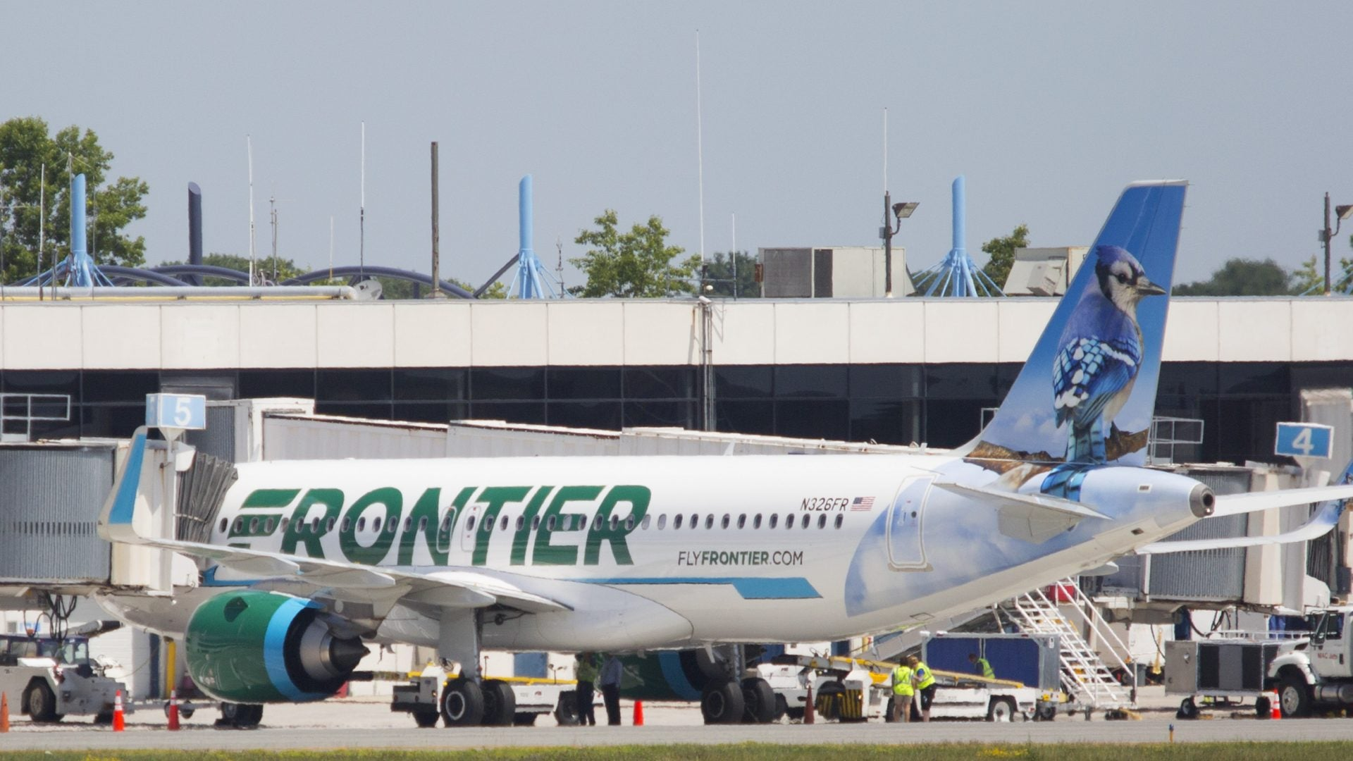 Frontier Airlines Pulls Plan To Charge $39 For Socially Distance Seating