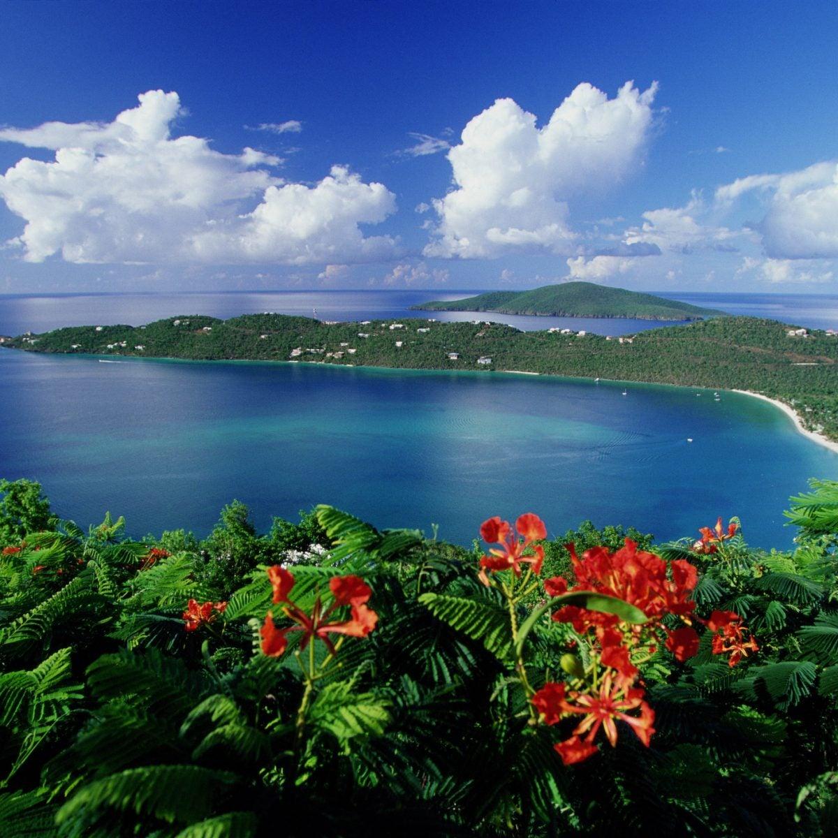 U.S. Virgin Islands Shuts Down To Tourists After Spike In Coronavirus Cases