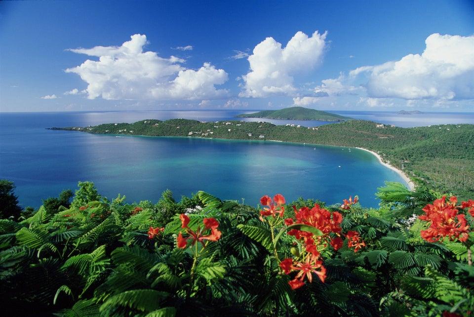 U.S. Virgin Islands Shuts Down To Tourists