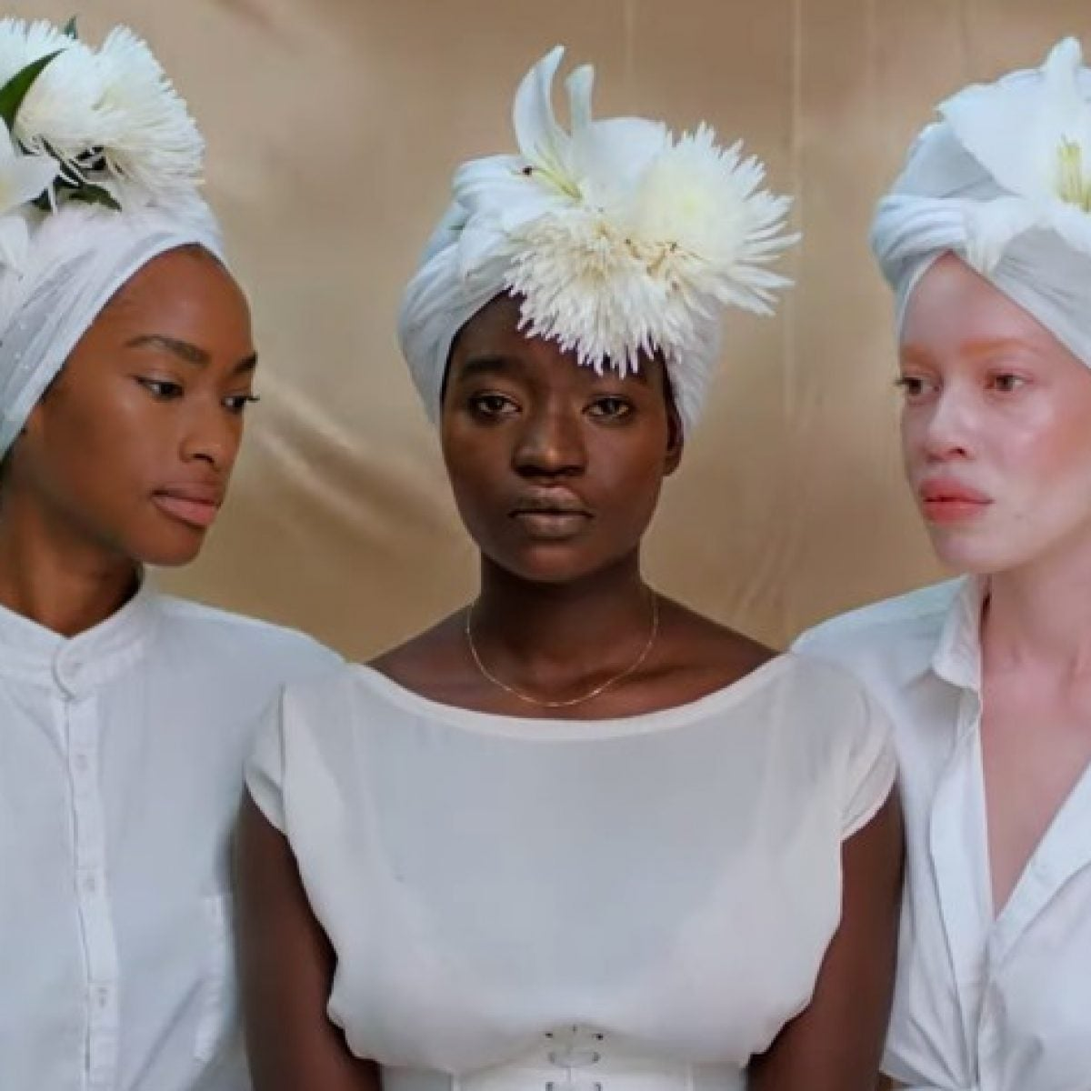 This Musical Tribute To Head Wraps Is Exactly What We Need Right Now