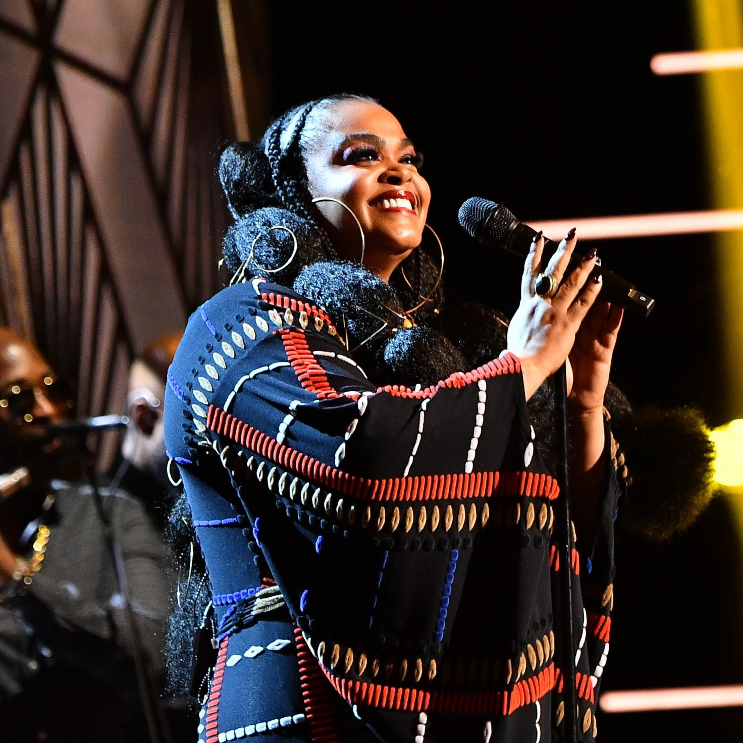 Jill Scott Joins 'Def Poetry Jam' Show Supporting COVID-19 Relief