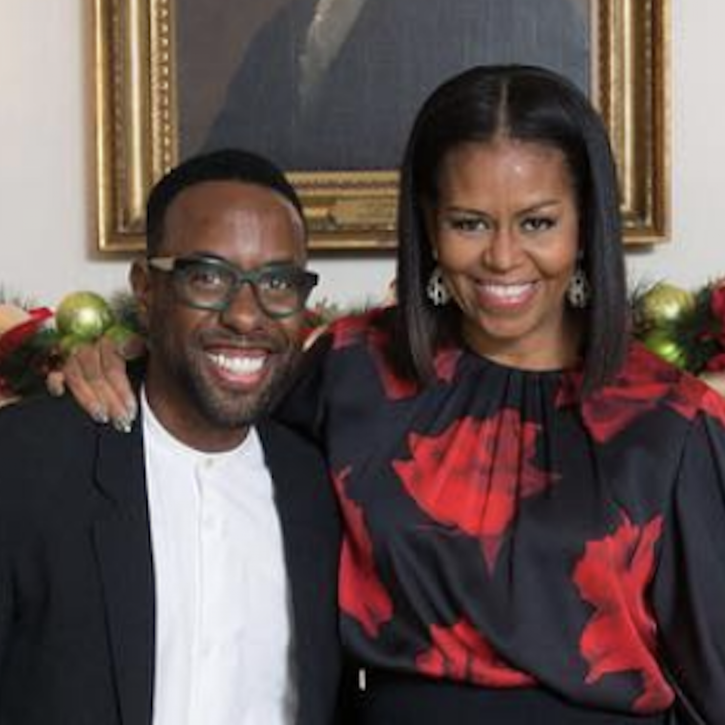 'To Catch A Beautician' Host Johnny Wright Shares Advice Michelle Obama Gave Him When Getting Into Reality TV