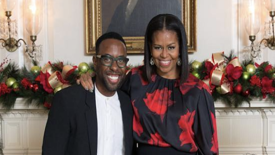 VH1 Host Johnny Wright Shares Advice Michelle Obama Gave Him When Getting Into Reality TV