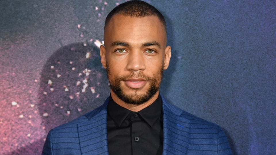 Yes, Girl! Exclusive: Kendrick Sampson on Black Mental Health & Reimagining Justice
