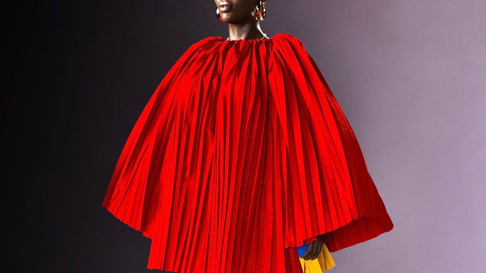 Hanifa Presents Pink Label Congo Collection On Instagram Live
