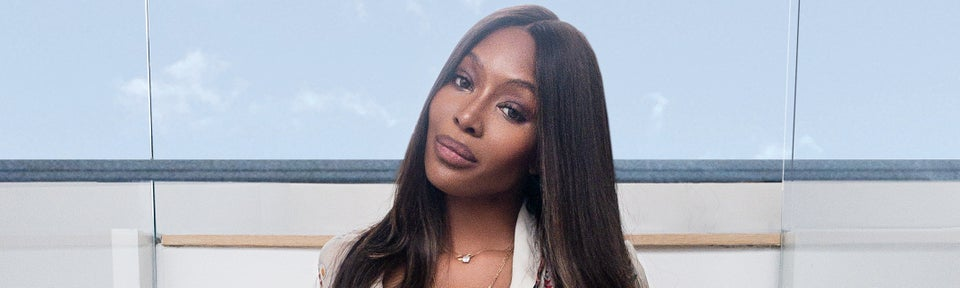 Naomi Campbell Covers The ESSENCE 50th Anniversary Issue In An Intimate Self-Portrait