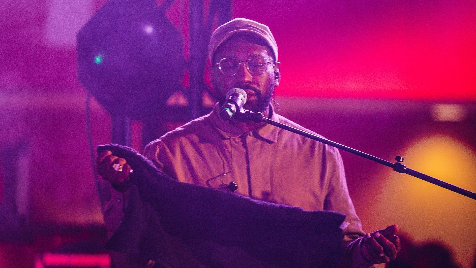 PJ Morton and Ro James Discuss How Being Preacher's Kids Impacted Their Music