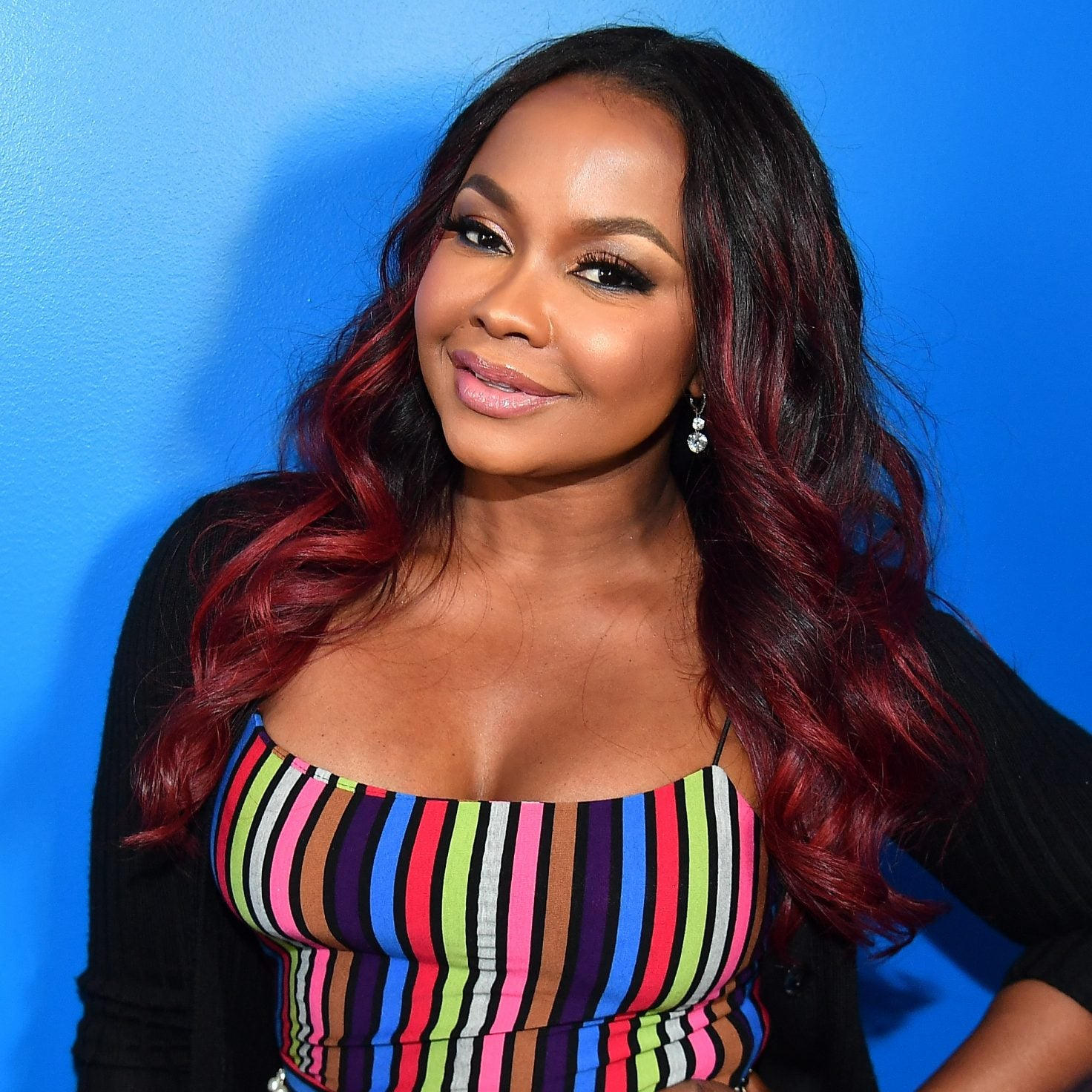 Phaedra Parks Returns to Reality TV In 'Marriage Bootcamp: Hip Hop Edition'