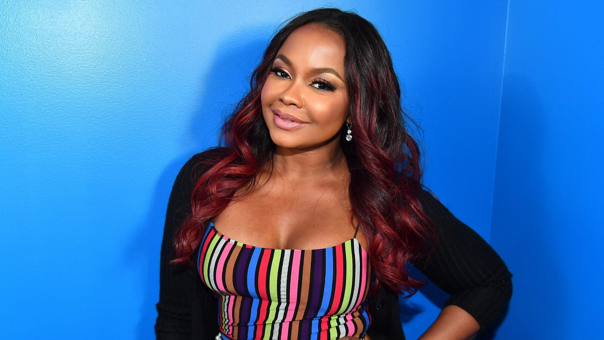 Phaedra Parks Set To Star In 'Marriage Bootcamp: Hip Hop Edition'