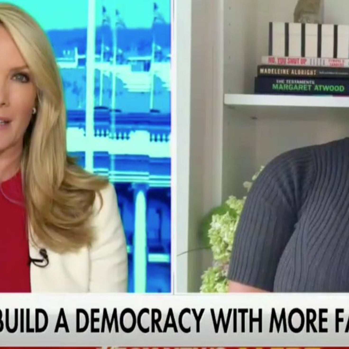 Fox Host Challenges Symone Sanders To Give 'One Example Of A Lie' From White House About Coronavirus