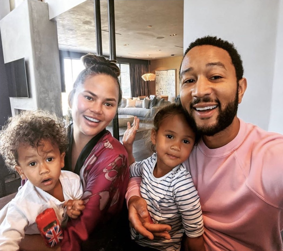 John Legend and Chrissy Teigen Lose Baby After Pregnancy Complications, Post Heartbreaking Goodbye To Son 'Jack'