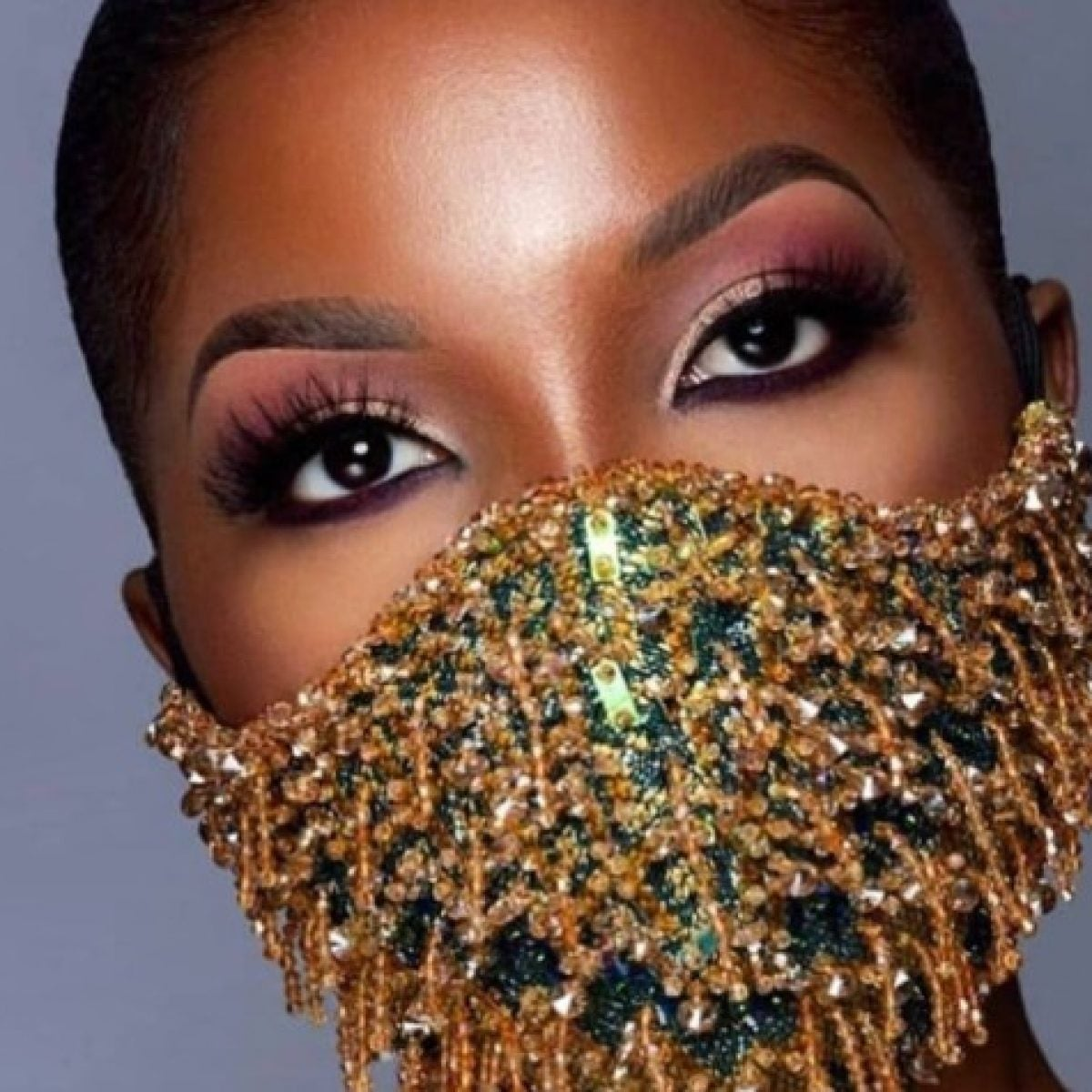 20 Pretty Eye Makeup Looks To Rock With Your Face Mask