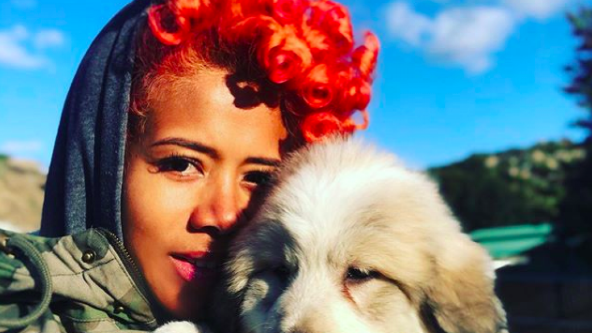 What Quarantine Life On The Farm Is Like For Kelis' and Her Family