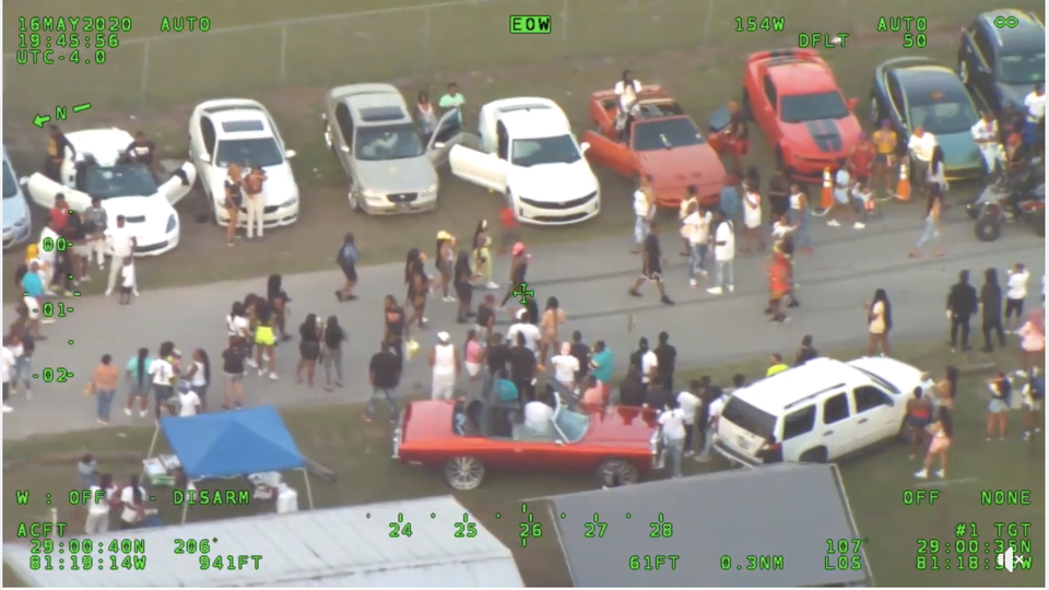 3,000-Person Block Party In Florida Leads To Arrests, Claims Of Racism