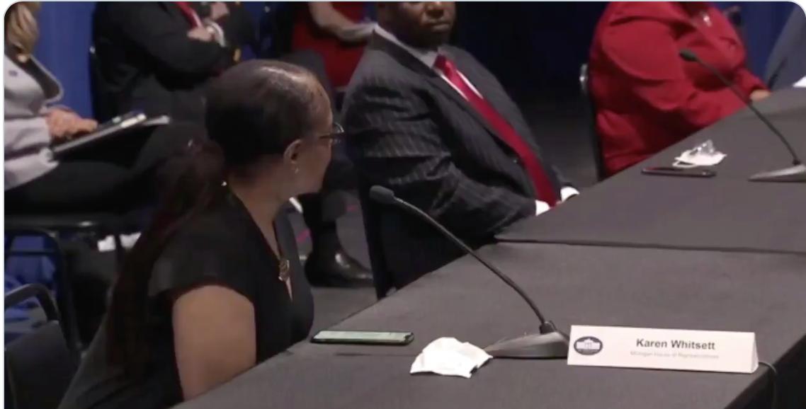 Karen Whitsett who represents parts of Detroit asks Donald Trump to found new HBCU