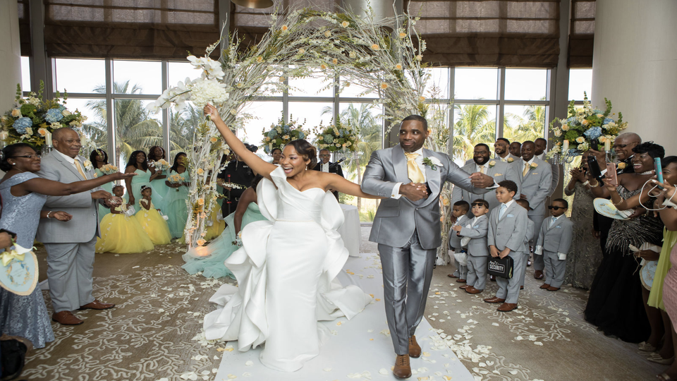 Bridal Bliss: Madeliene And Jasson's Miami Wedding