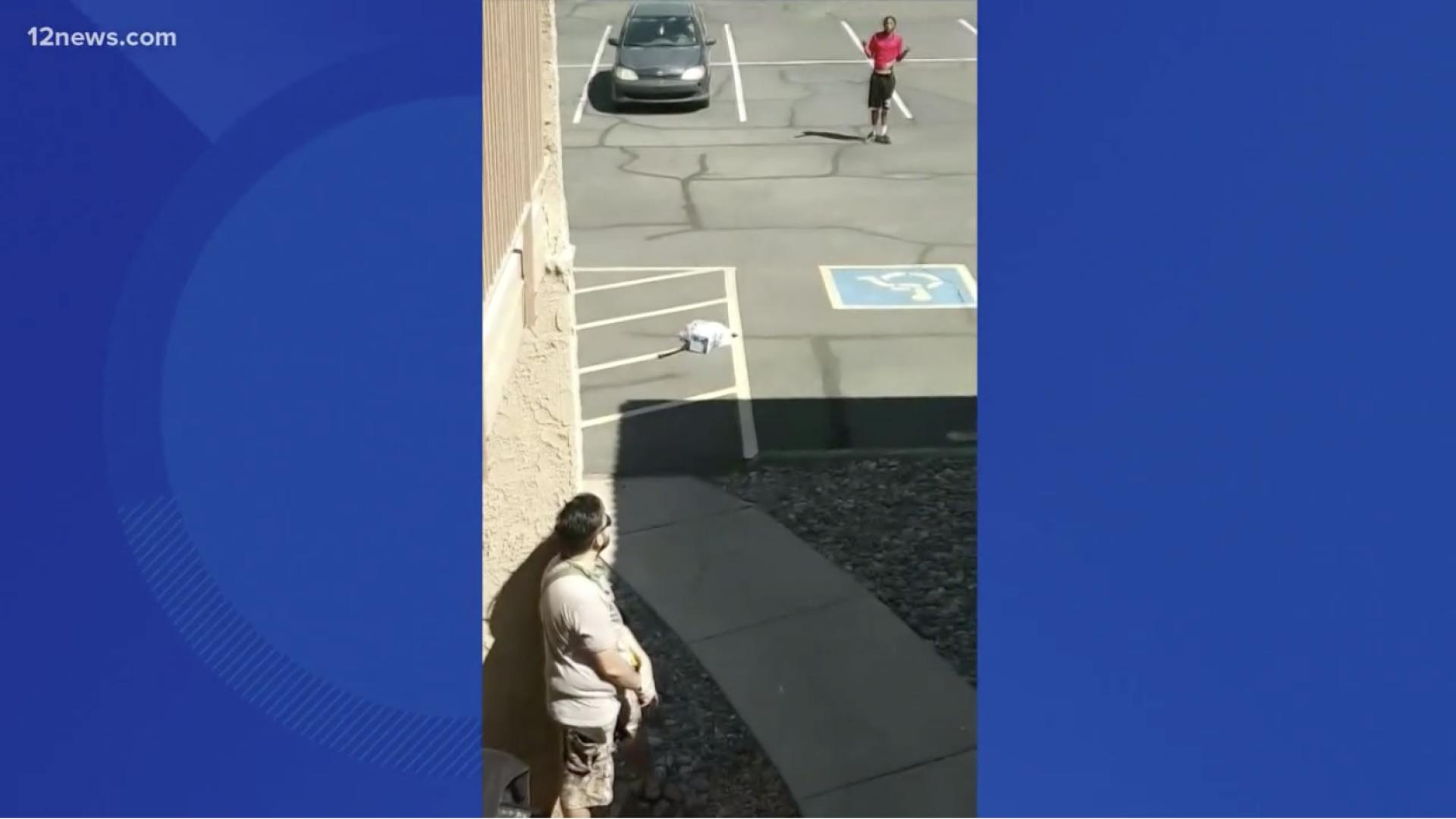 Arizona Man Arrested, Charged After Pulling Gun On Black DoorDash Driver