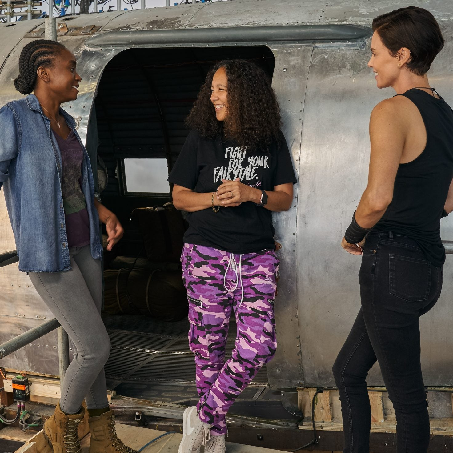 Why Gina Prince-Bythewood Puts 'Warrior Black Women' On-Screen