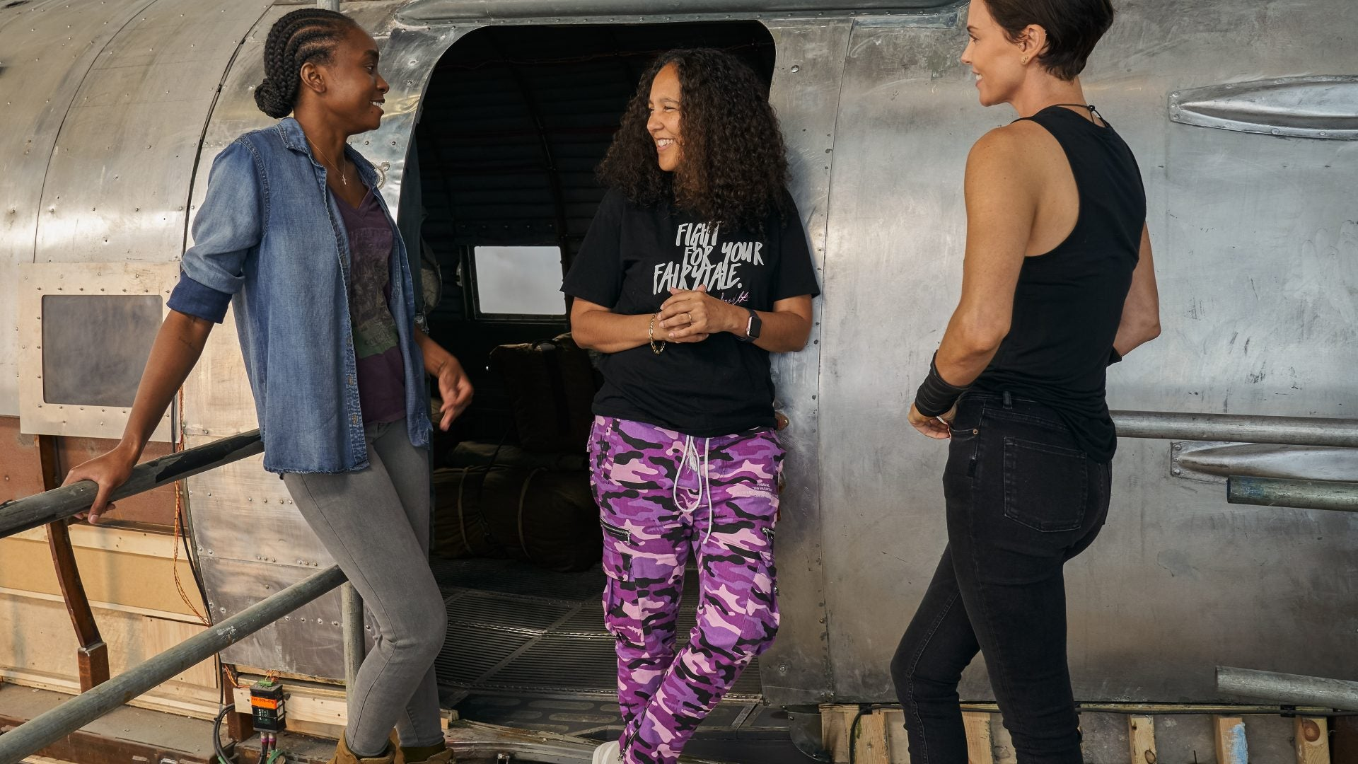 First Look: Gina Prince-Bythewood's 'The Old Guard' Heads To Netflix This Summer