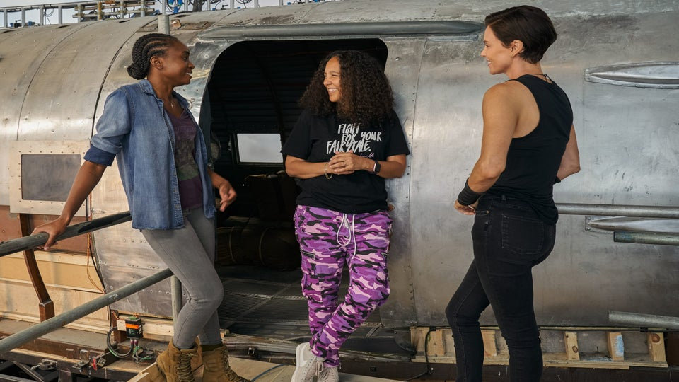 Why Gina Prince-Bythewood Puts 'Warrior Black Women' On-Screen
