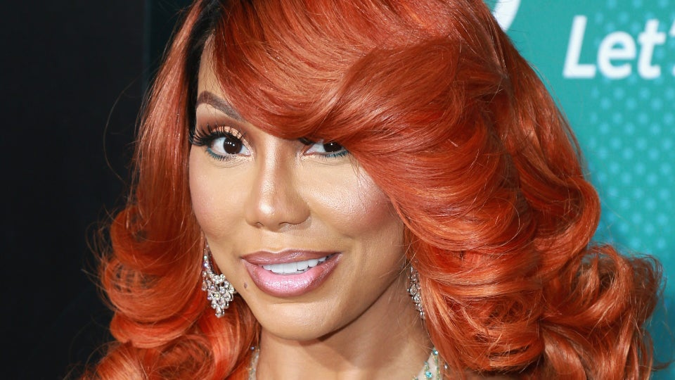 Tamar Braxton Talks Her New Show And New Edge Grow Product