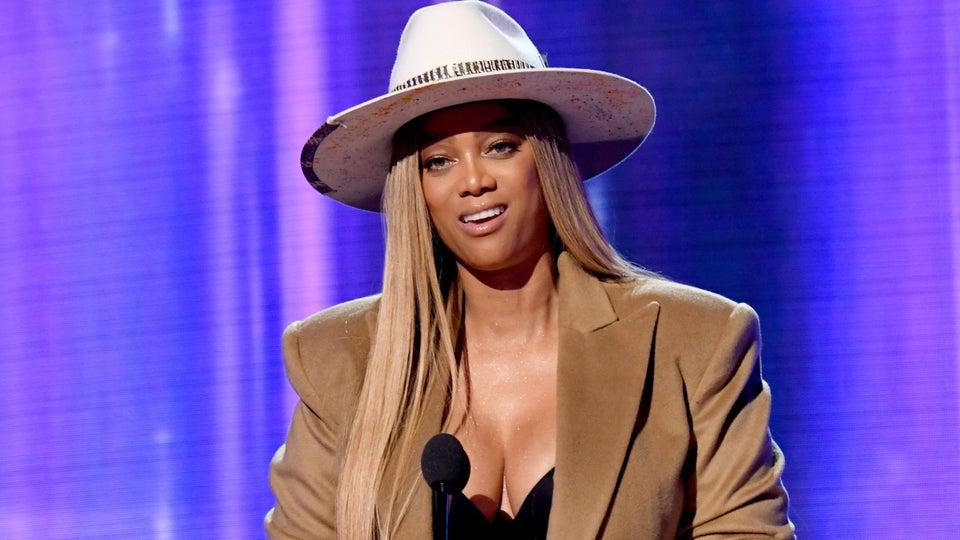 Tyra Banks Breaks Silence On Resurfaced 'America's Next Top Mode' Videos