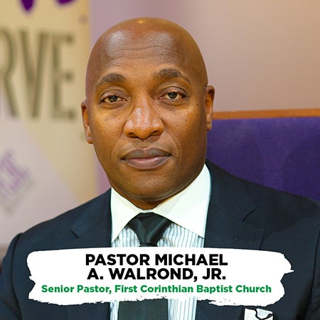 Pastor Michael A. Walrond, Jr.