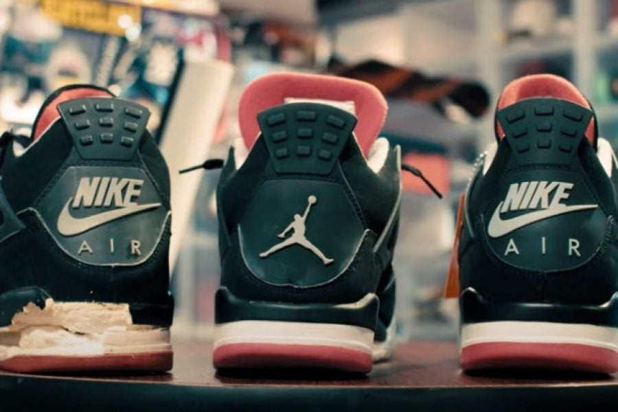 Vice Set To Launch Documentary On How Air Jordan's Swept Inner City Kids