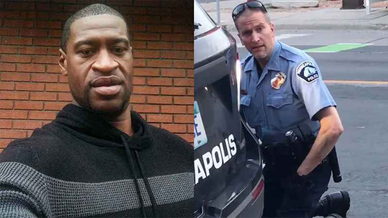 Former Minneapolis Police Officer Responsible For George Floyd's Death Arrested, Charged With Murder