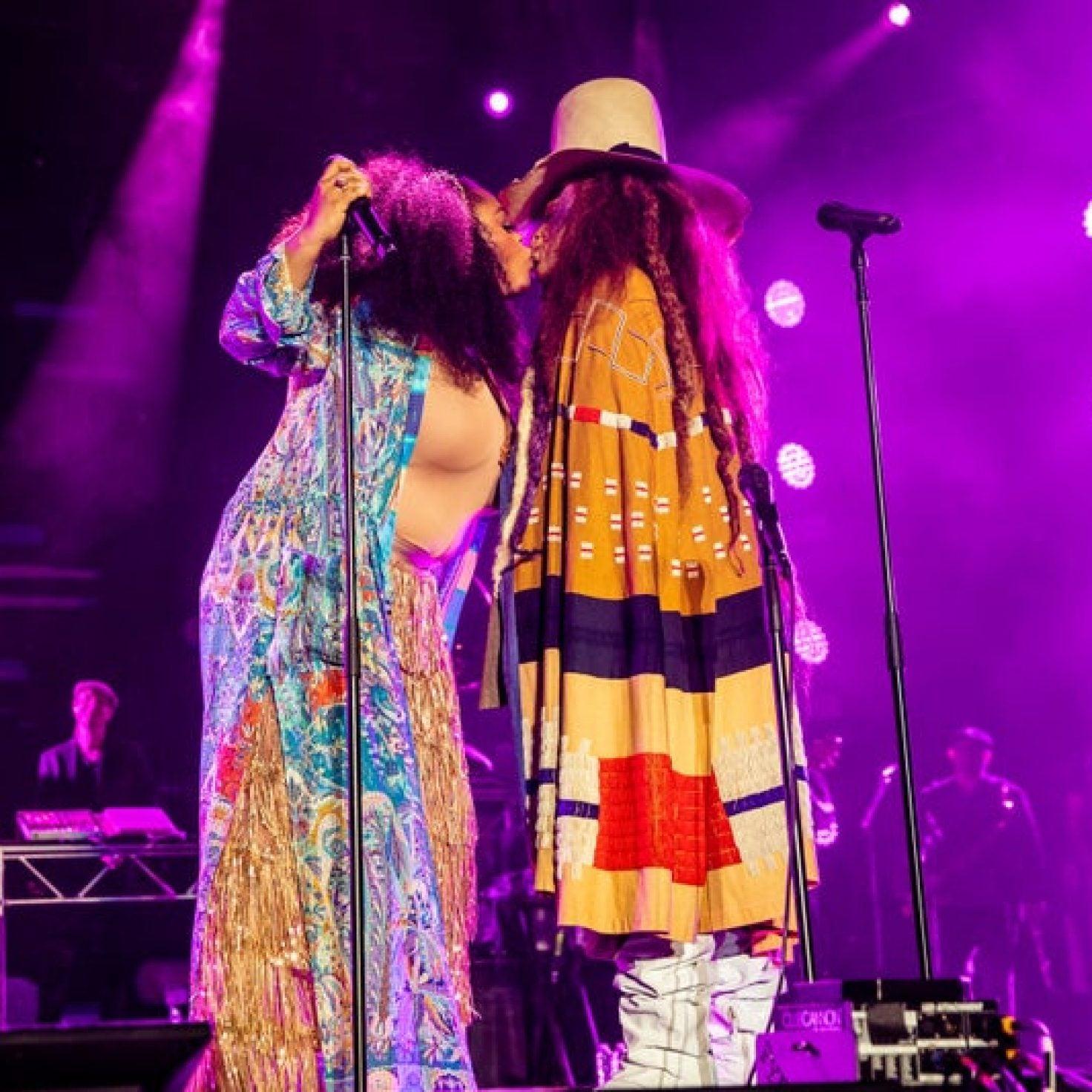 Erykah Badu And Jill Scott Made Verzuz Vibes Vibrate Higher