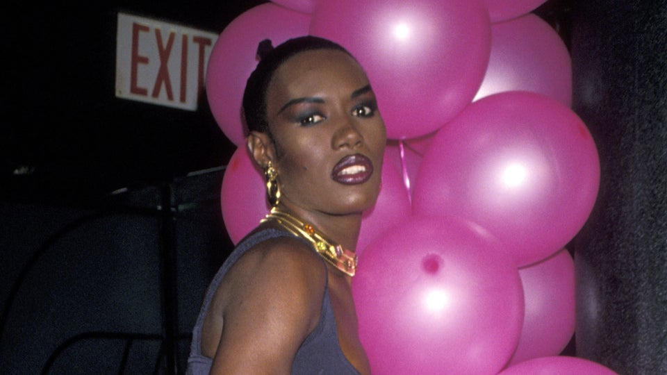 Grace Jones's Thoughts On Self Love, Art And Trusting Your Instincts