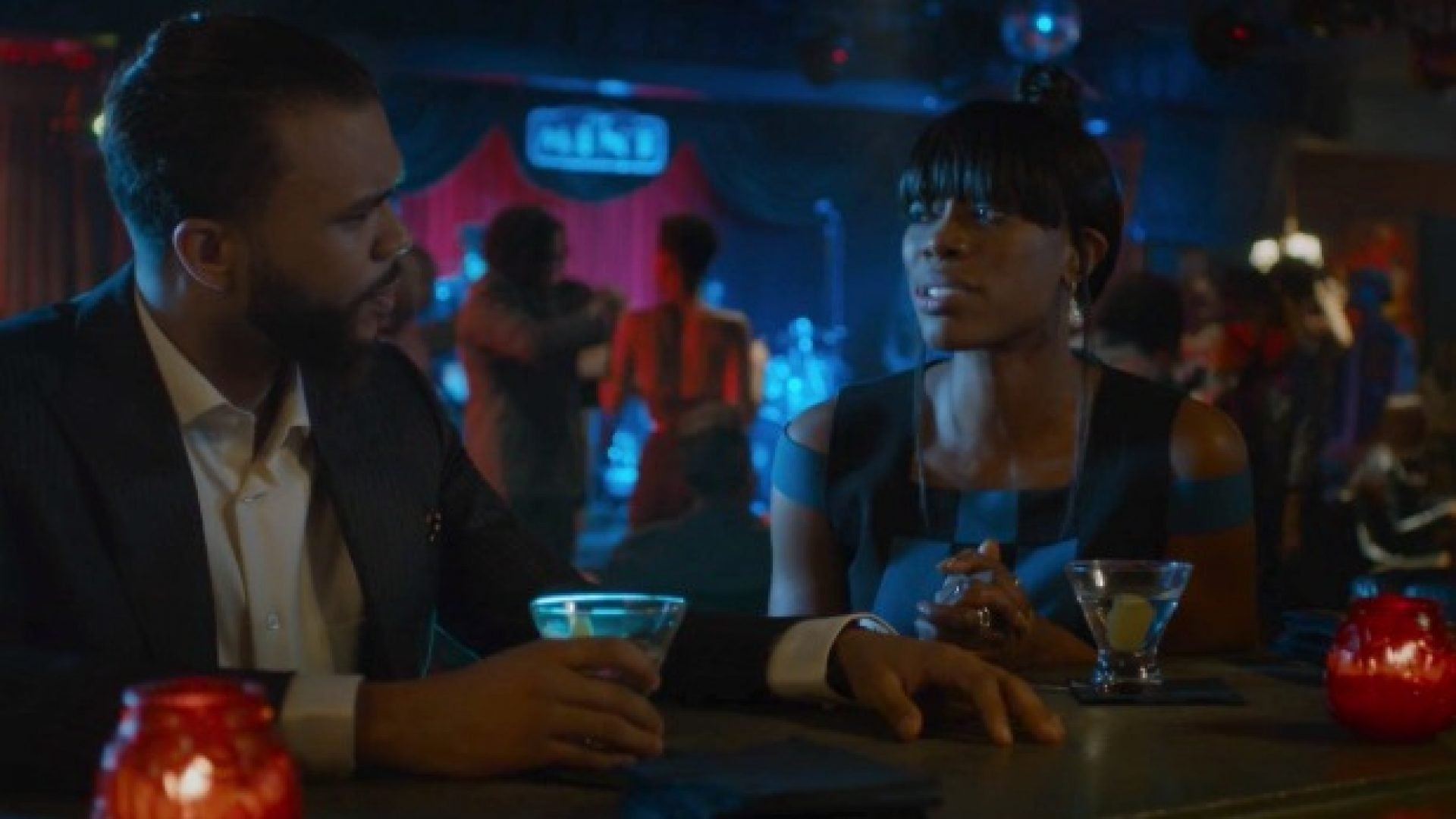 'Insecure' Guest Star Jidenna Grades Yvonne Orji's New On-Screen Love Interest Andrew