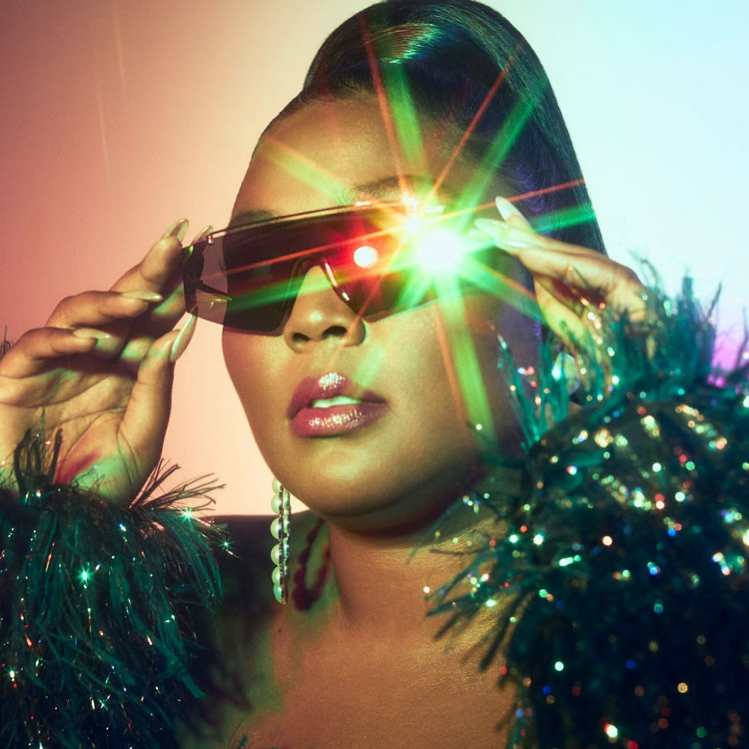 Lizzo Released A Line Of Sunglasses With Quay Australia