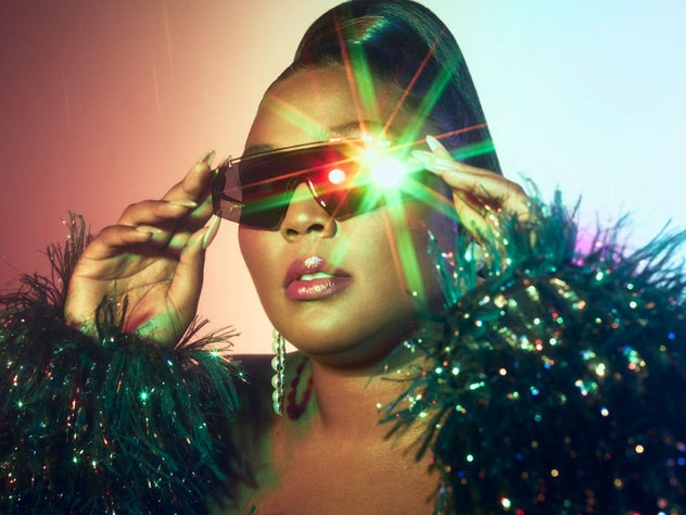 Lizzo Teamed Up With Quay Australia For New Collection