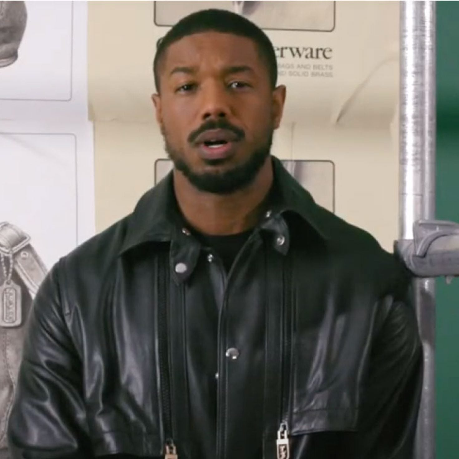 Michael B. Jordan Talks 'Owning His Space' In Latest Coach Ad
