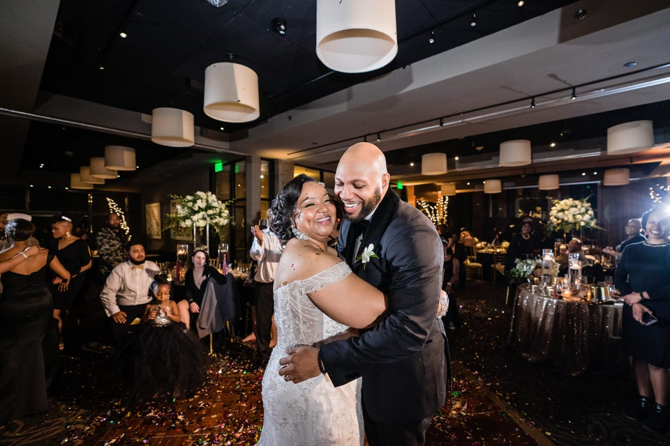 Bridal Bliss: Moneca and Randall's New Year's Eve Wedding