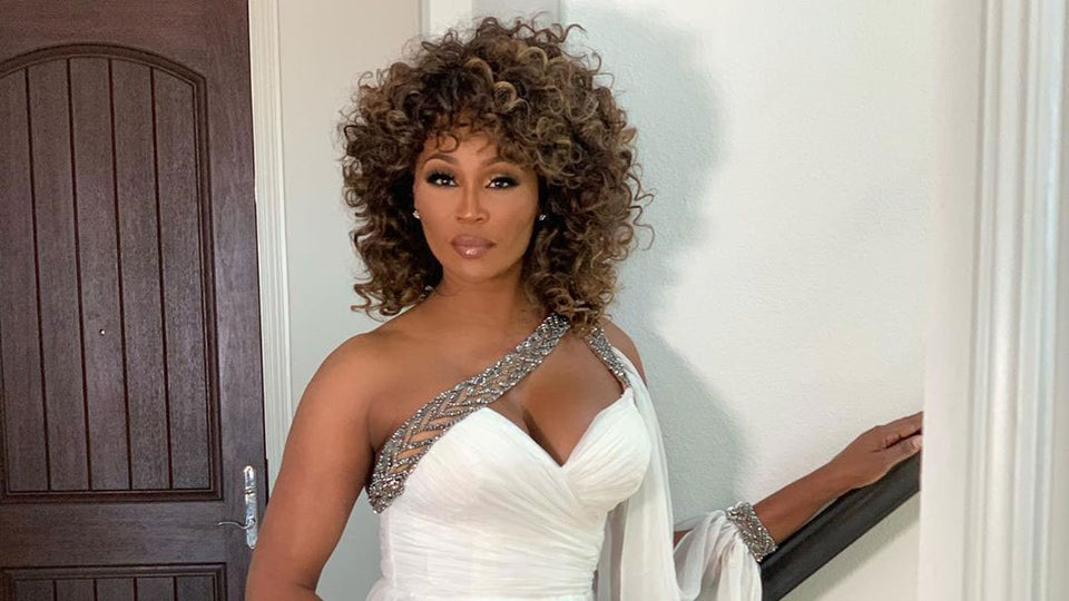 'RHOA' Stars Wear All White For Season 12 Reunion
