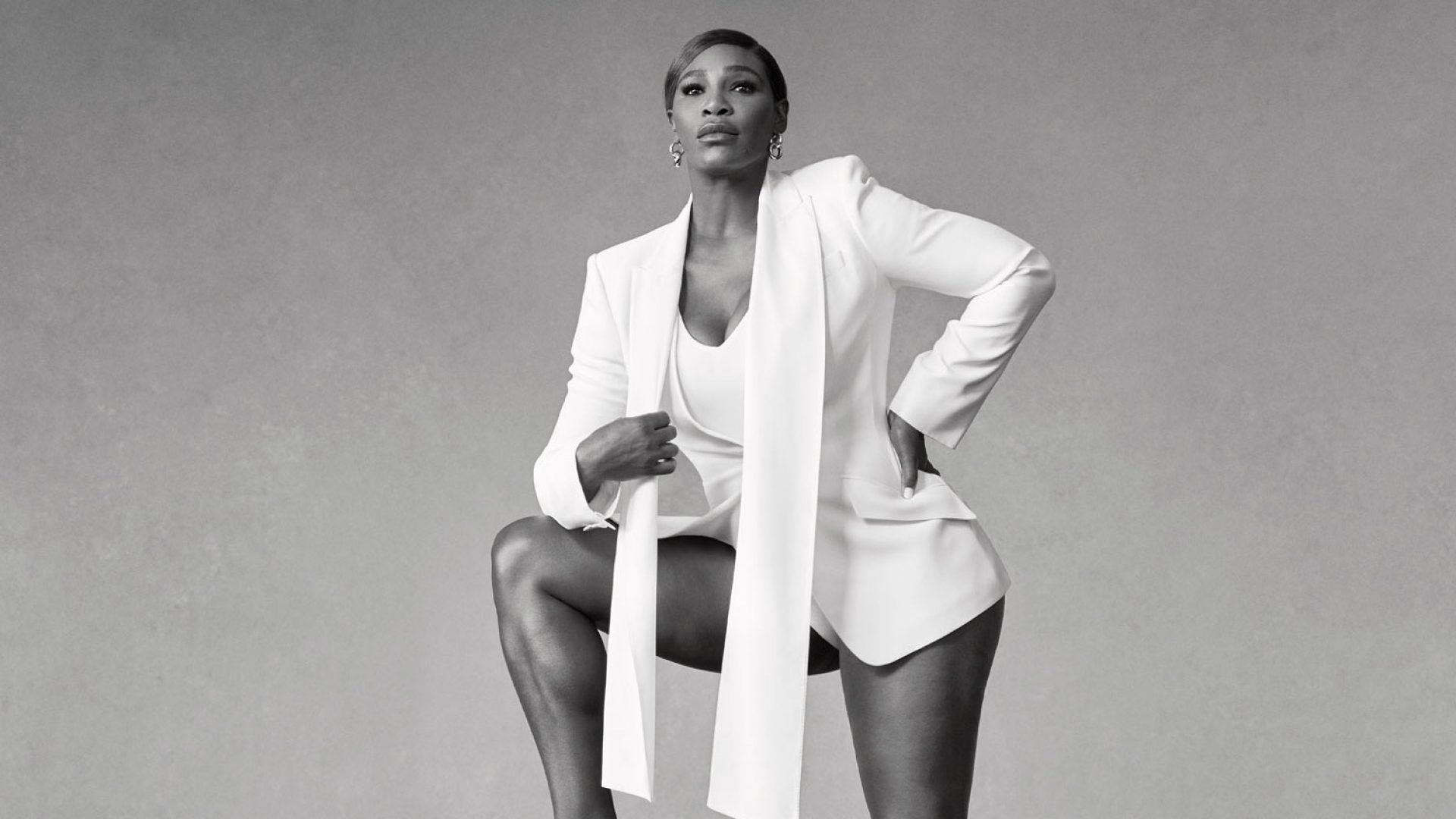 Serena Williams Announces Partnership With Stuart Weitzman