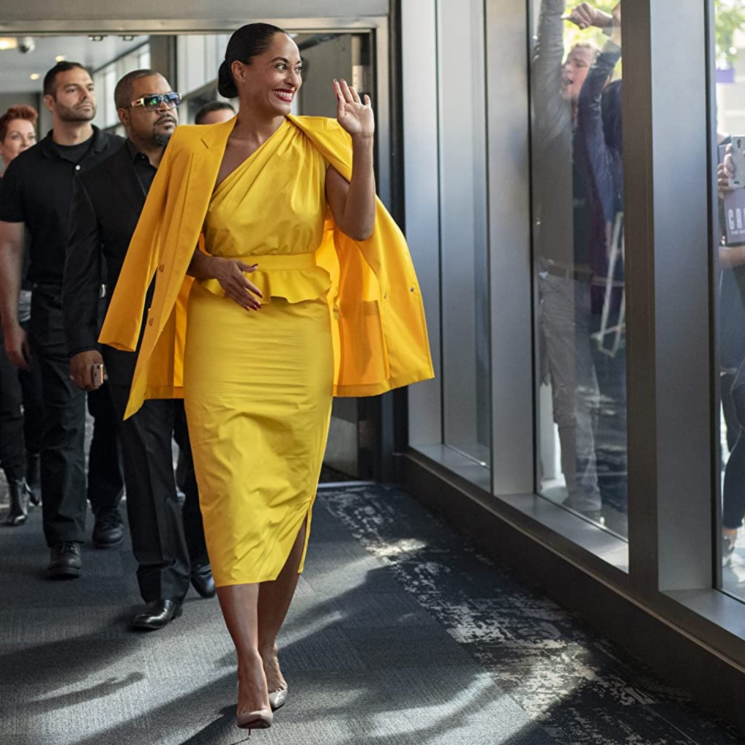 'High Note' Star Tracee Ellis Ross Steps Into The Recording Booth For 'Love Myself'