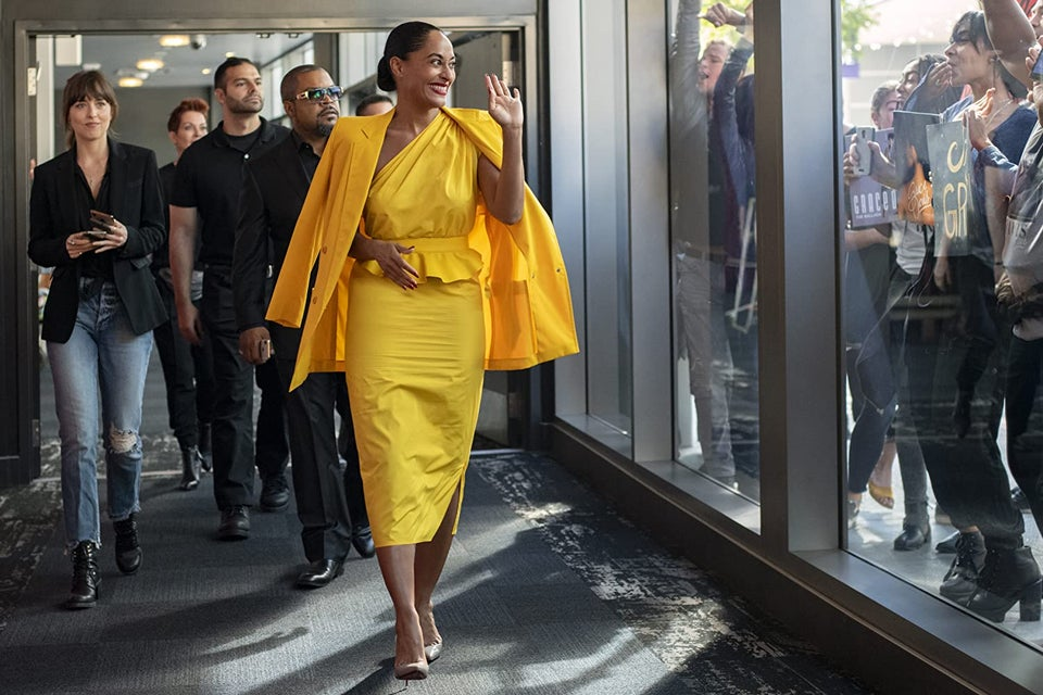Tracee Ellis Ross Sings 'Love Myself' For 'The High Note' Sound Track