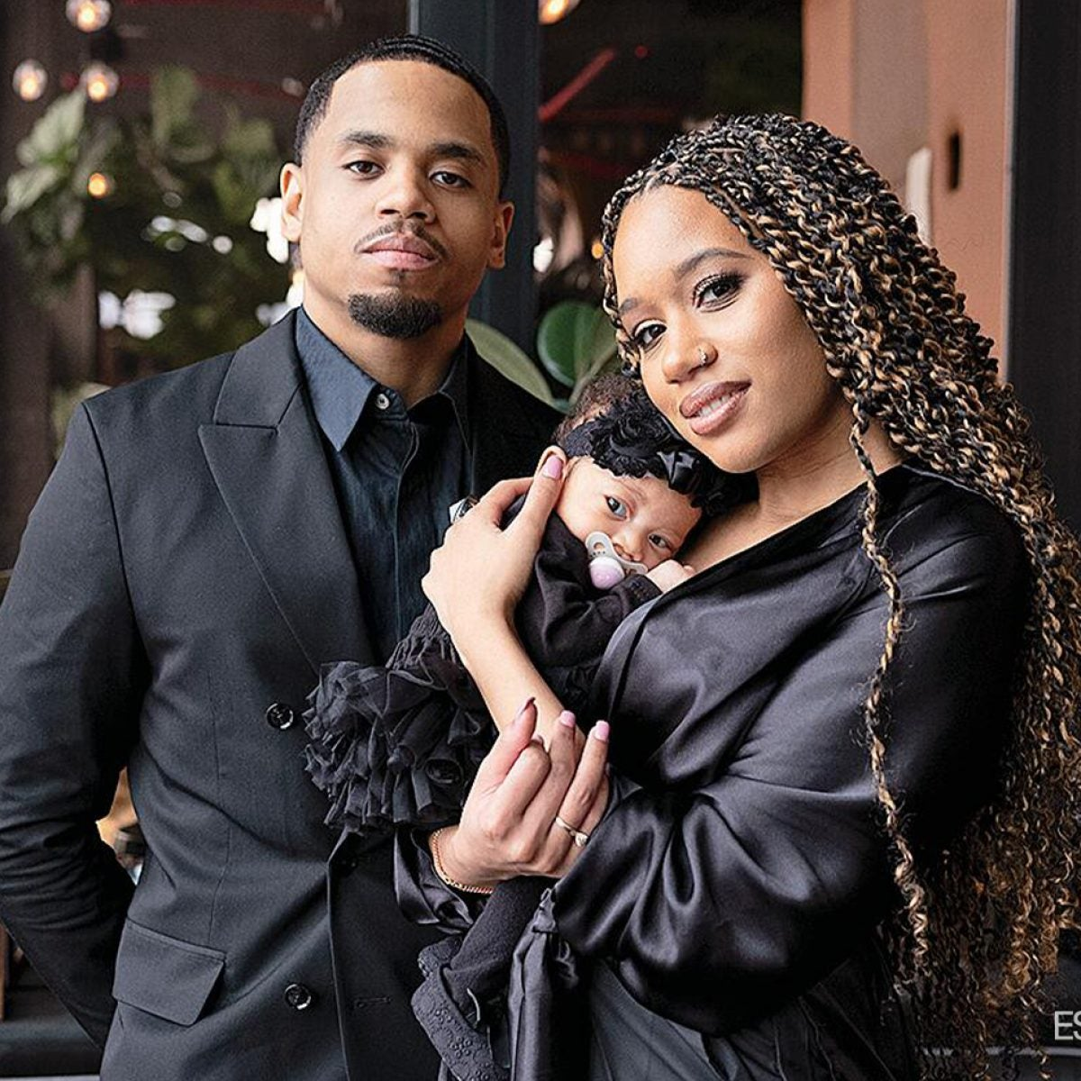 Exclusive: New Dad Mack Wilds' On The Joys Of Fatherhood and Family