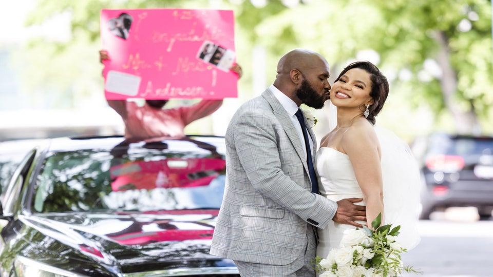 Bridal Bliss: Lauren and Warren's Social Distancing Wedding In Washington D.C.