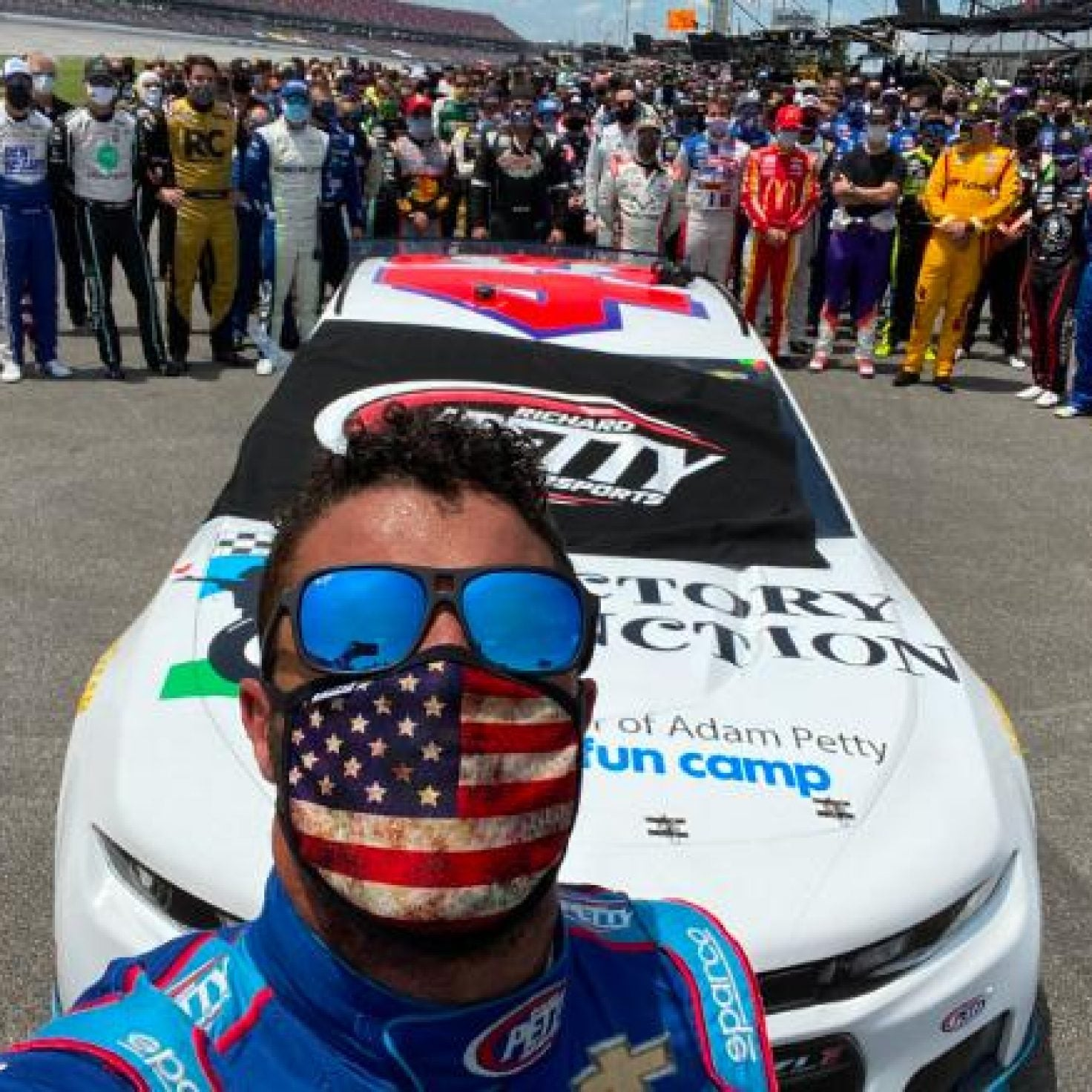 NASCAR Driver Bubba Wallace Is 'Pissed' People Are Calling Noose Incident A Hoax