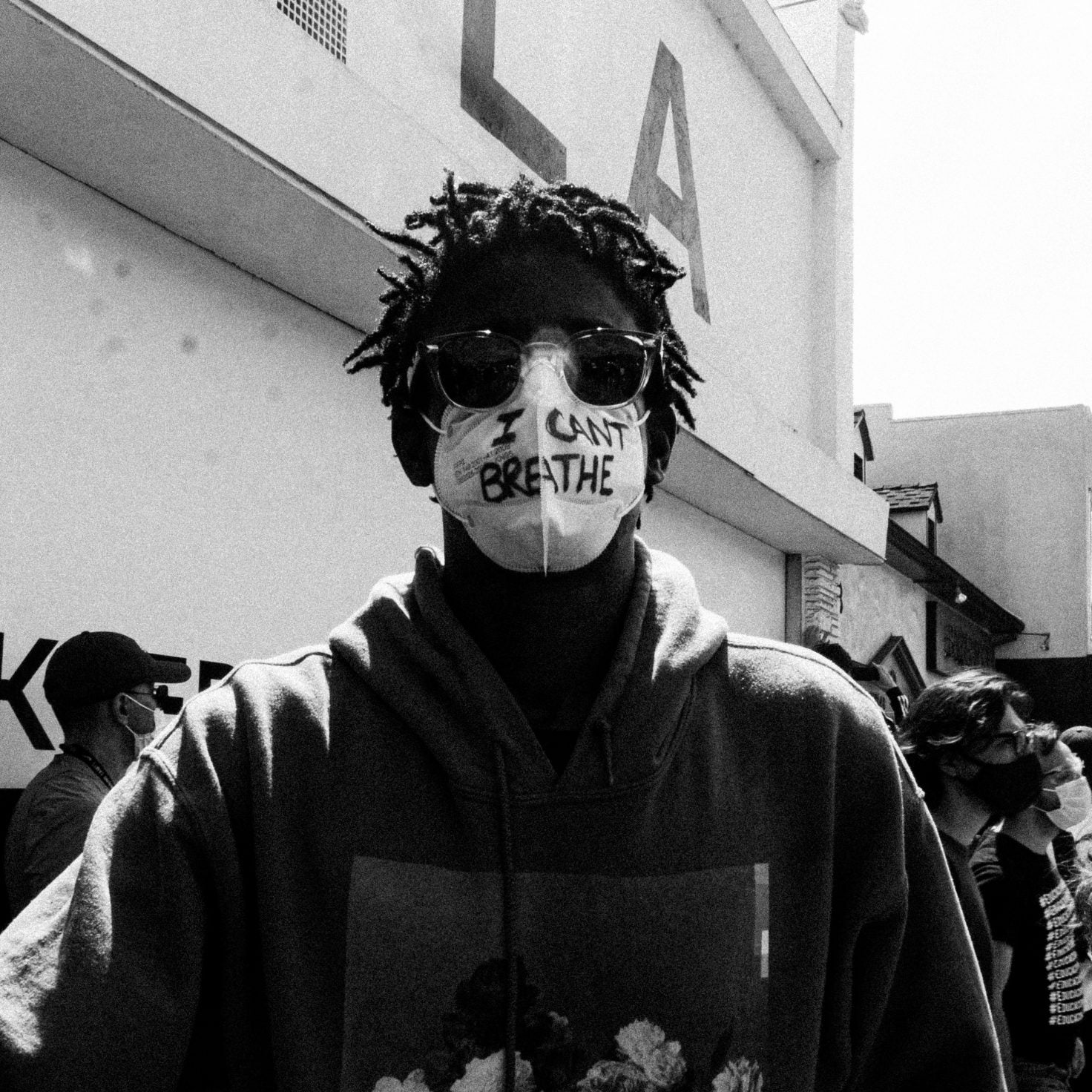 Righteous Rage: Los Angeles Photographer Turns Lens To Social Injustice
