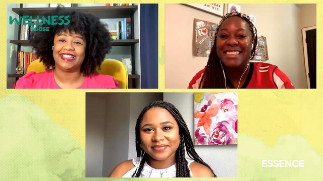 ESSENCE Fest Wellness House 2020: 3 Things Dr. Joy Harden Bradford Wants You To Know About Transitions