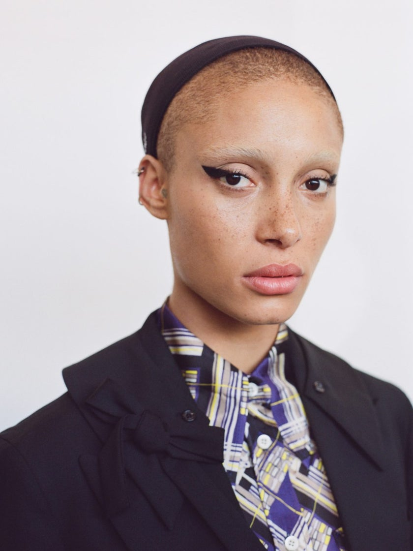 Supermodel Adwoa Aboah Talks Coping With Mental Health